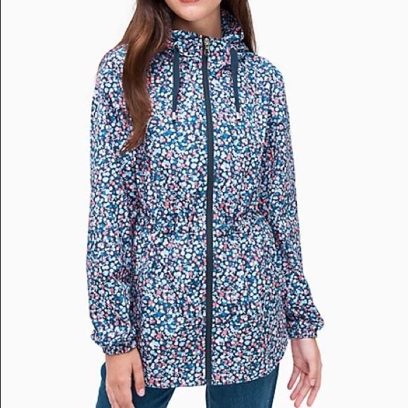Printed Anorak Kate Spade Raincoat Medium